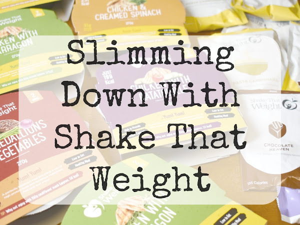 Slimming Down With Shake That Weight