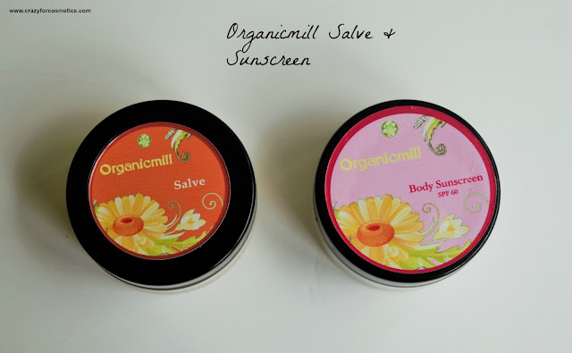 Organicmill Salve & Body Sunscreen