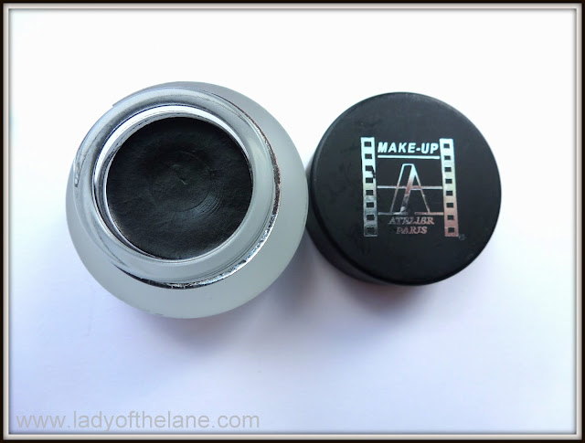 Make-Up Atelier Paris Waterproof Gel Liner