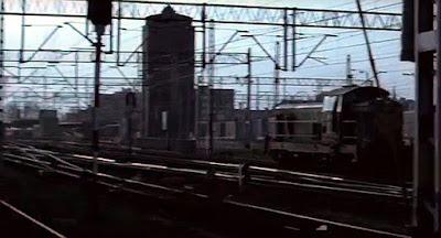 motyw kolejowy Katowice