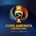 Resumo da fase de grupos da Copa América Centenário