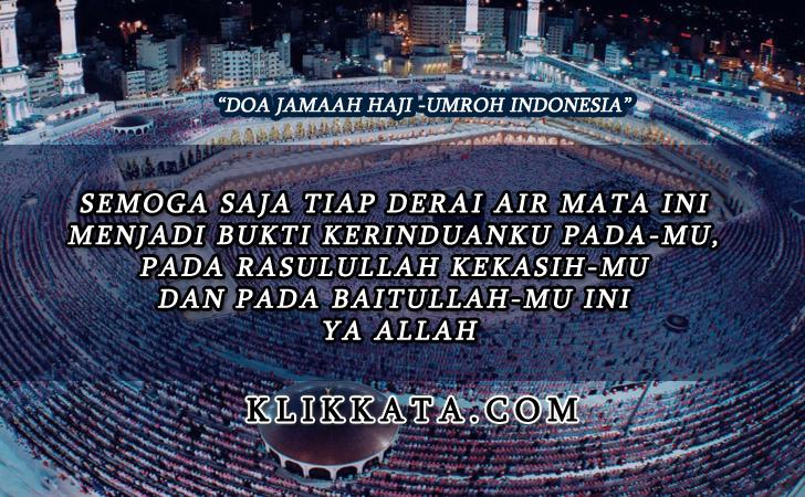 Kumpulan Kata Kata Mutiara Haji dan Umroh (Umrah)