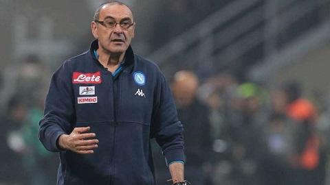 Chia tay Sarri sẽ là tổn thất lớn của Napoli