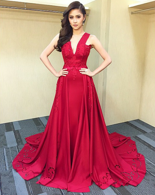 MUST SEE: 12 Celebrities Who Wore The Best Red Gown In The Showbiz IndustryMUST SEE: 12 Celebrities Who Wore The Best Red Gown In The Showbiz Industry