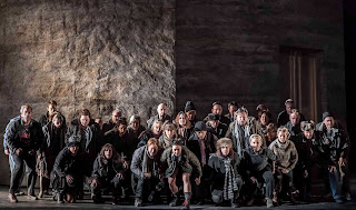 ENO Chorus  - Ryan Wigglesworth: The Winter's Tale - ENO (photo Johan Persson)