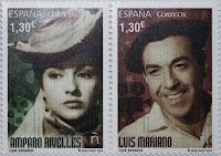 AMPARO RIVELLES Y LUIS MARIANO