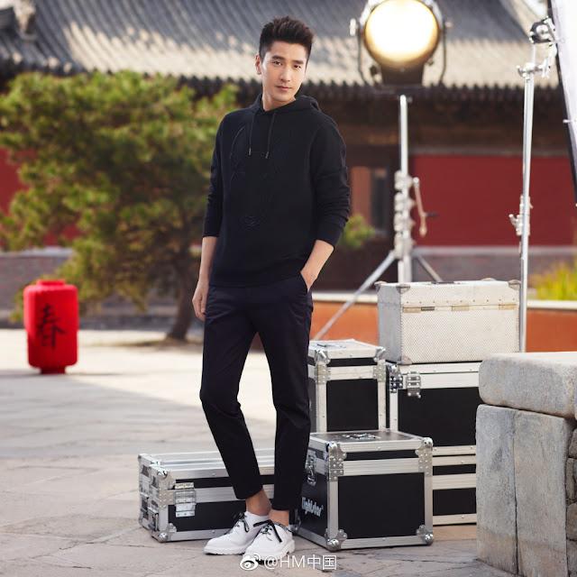 Mark Chao Yang Mi H&M