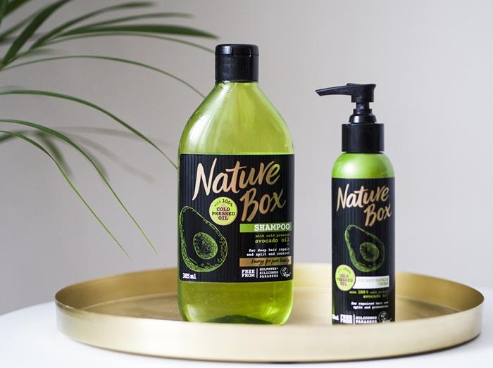 produkty nature box szampon