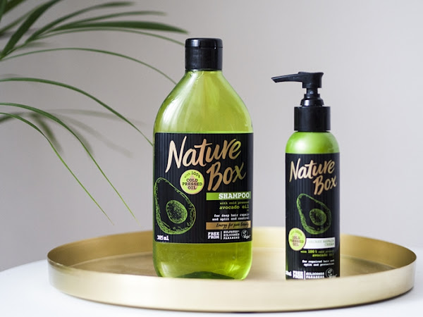 292. Recenzja: Nature Box avocado + obecny stan włosów
