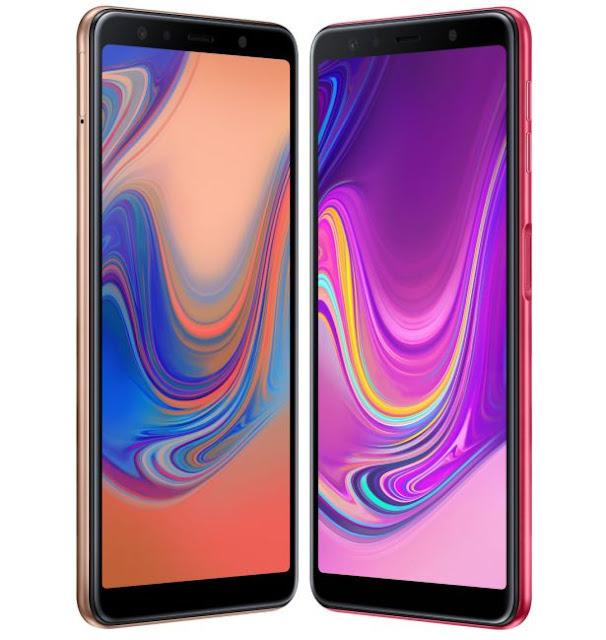 Spesifikasi Samsung Galaxy A7 (2018)