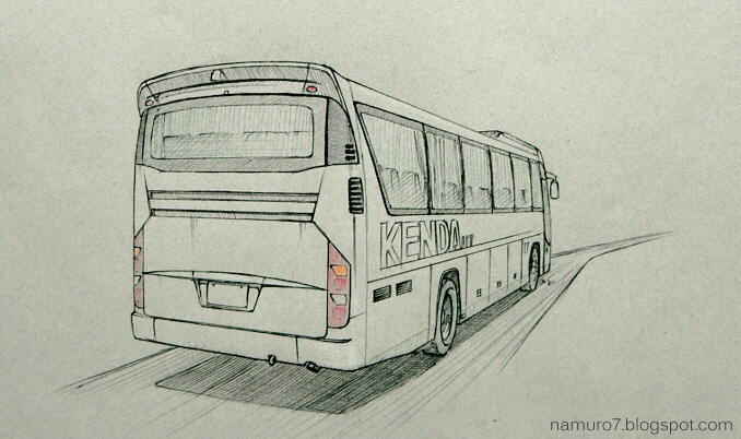 Draw Daewoo Fx116 Bus Namuro7 Blog