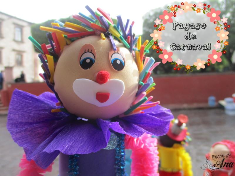 Payaso de Carnaval