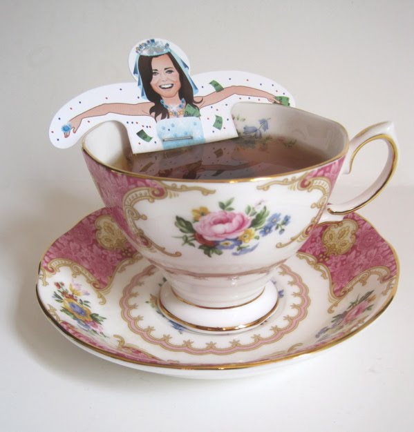 Royal Wedding Gifts: Tea With Friends: Hostess Gifts From The Royal Wedding Tea