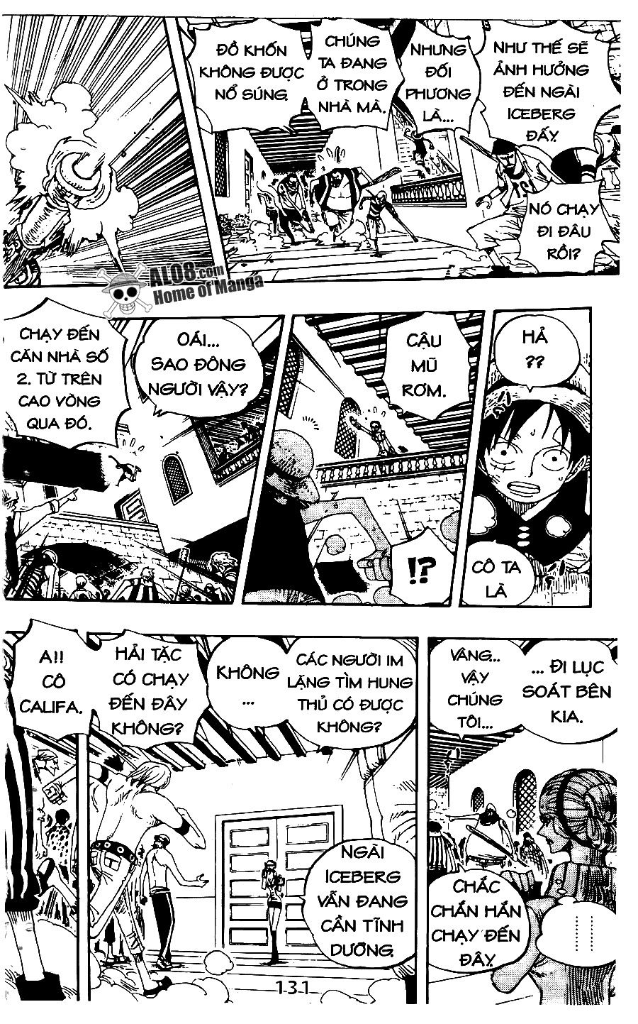 One Piece Chap 339