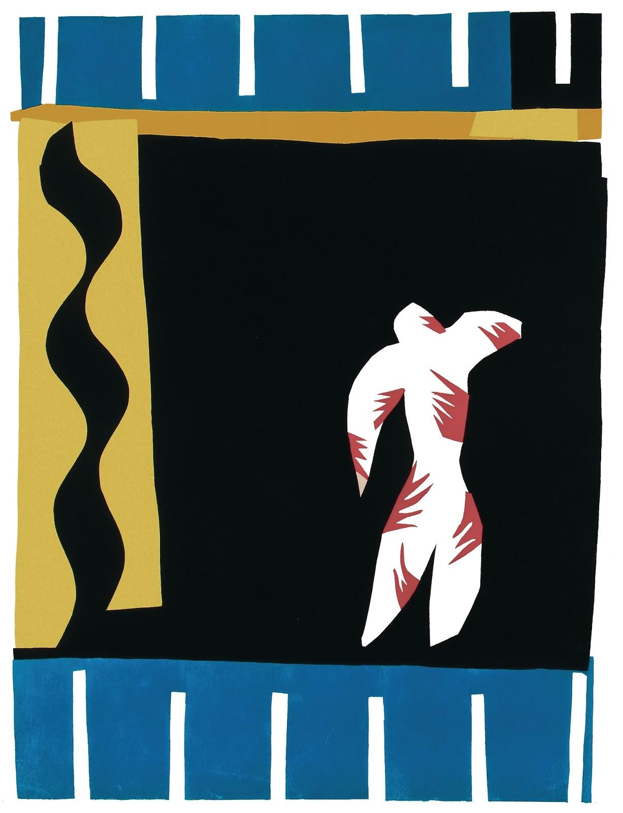 exposição henri matisse jazz na caixa cultural fortaleza em julho