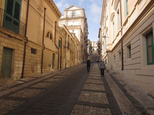 More Baroque towns - Noto and Ragusa