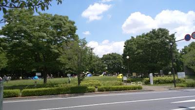 若葉台公園西