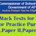APTET 2018 Online Mock Tests | Practice Tests of Paper I,Paper II,Paper III