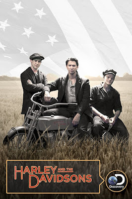 Harley And The Davidsons (Miniserie de TV) S01 DVD R2 PAL Spanish