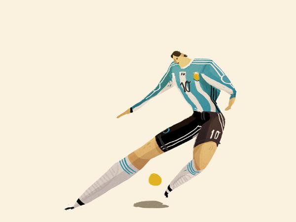 6f076bf8 Не знам дали заради Световното или просто има бум на подобни проекти, но  съм натрупал един куп връзки за футбол и дизайн: Два смазващи блога за  футболни ...