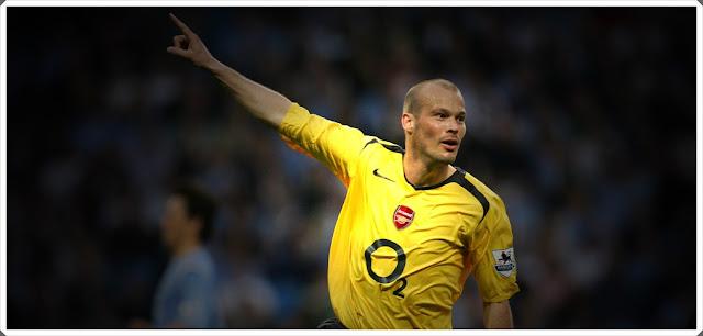 Fredrik Ljungberg Arsenal