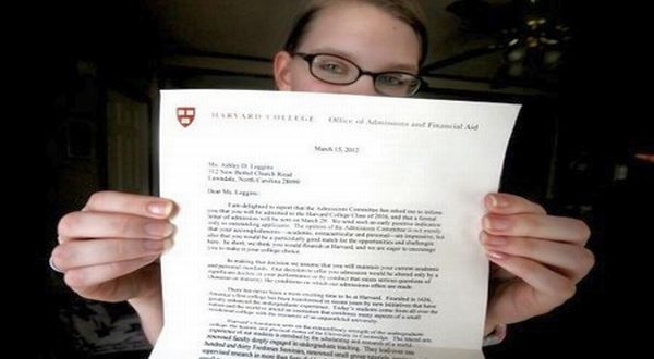 [Ngakak] Demi Membanggakan Orangtuanya, Gadis Korea ini Palsukan Surat Beasiswa Harvard University!