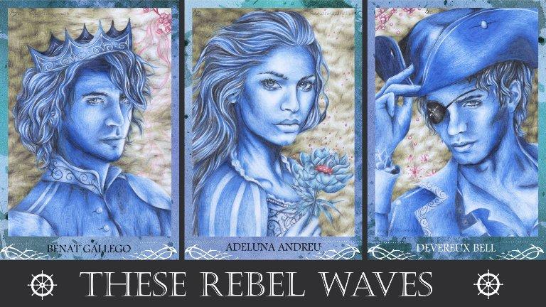 Výsledek obrázku pro these rebel waves