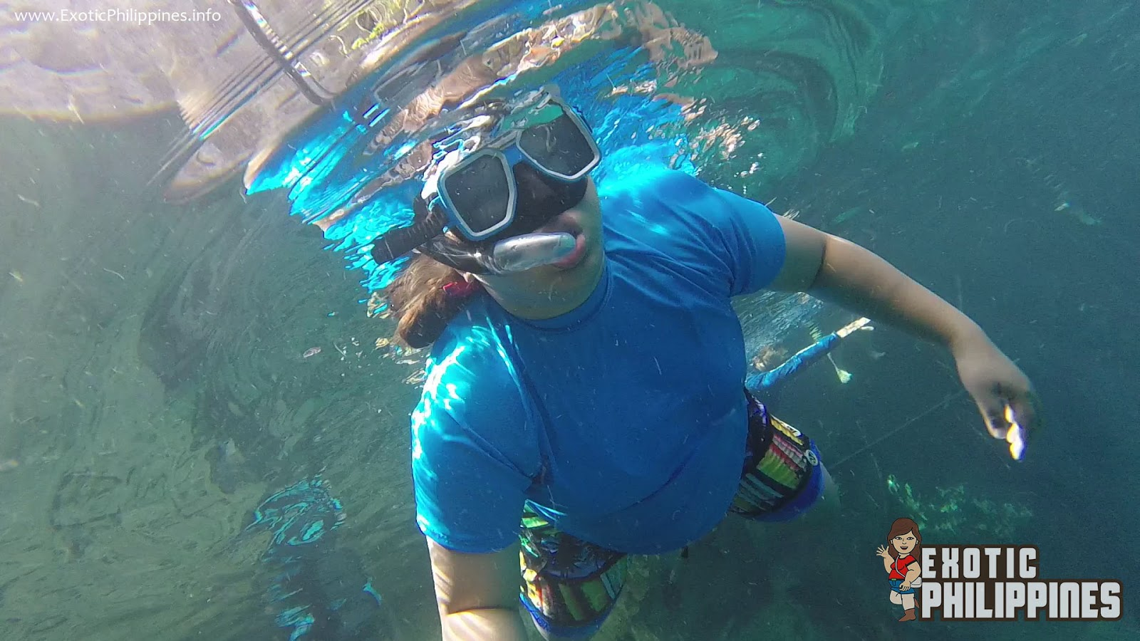 Exploring Barracuda Lake of Coron Palawan Exotic Philippines Travel Blogger and Blog