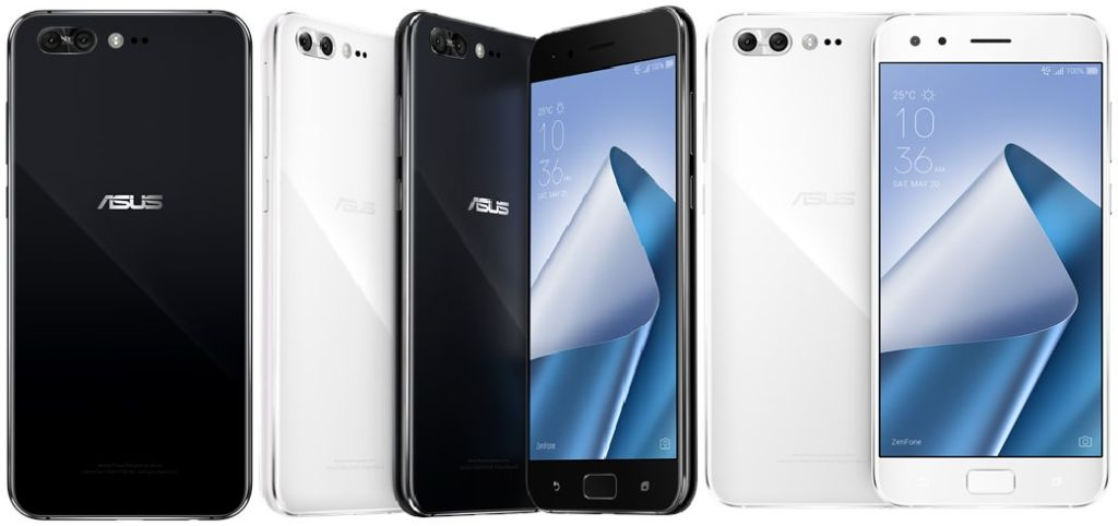 Asus Zenfone 4 Pro (ZS551KL) (2017) with Specifications
