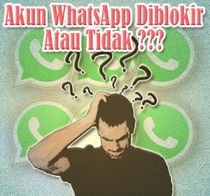 Akun WhatsApp Anda Diblokir Pengguna Lain? Inilah Tiga Petunjuk Untuk Mengetahuinya