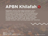 Bagaimana konsep penyusunan APBN di negara Khilafah?