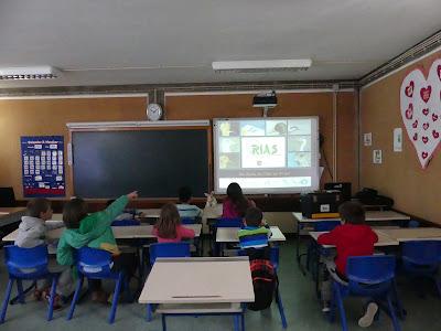 Parceria RIAS - CM Vila do Bispo: Educação Ambiental nas escolas de 1º ciclo