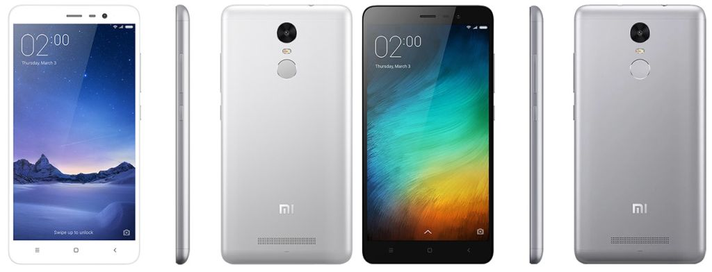 Xiaomi Redmi Note 3 (2016) with Specifications and Prices