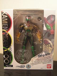 Bandai SH Figuarts Kamen Rider OOO TaToBa Combo