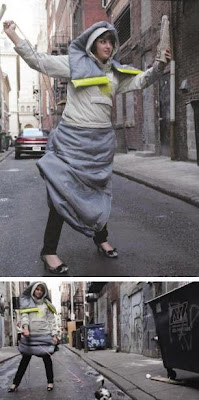 Most Creative Sleeping Bags and Unusual Sleeping Bag Designs (12) 10