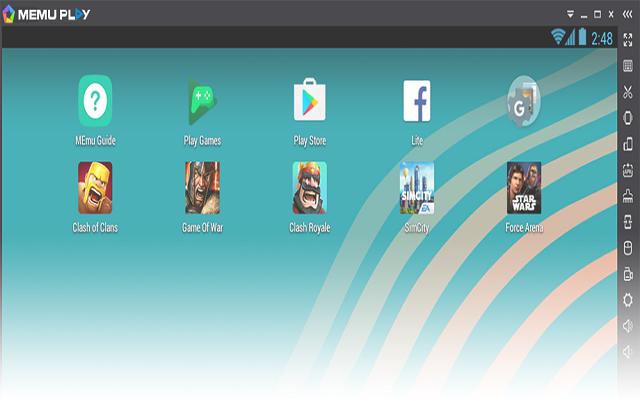 تحميل برنامج MEmu App Player 5.0.1.0 لتشغيل تطبيقات الأندرويد على جهاز الكمبيوتر