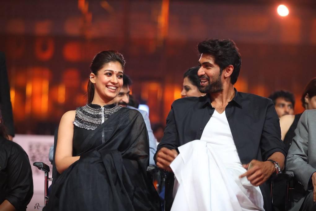 Nayanthara Awesome Look At SIIMA Awards 2017 Stills