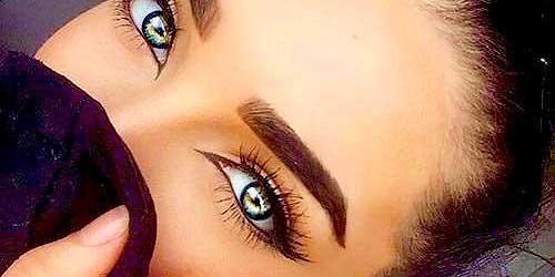 Tendencia en maquillaje de cejas 2016