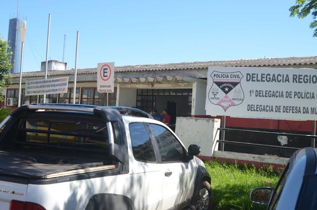 Foragido por roubo de Rolim de Moura é preso em Cacoal