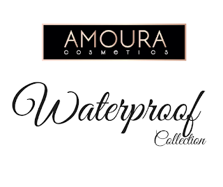 Amoura Lipstick Waterproof Collection