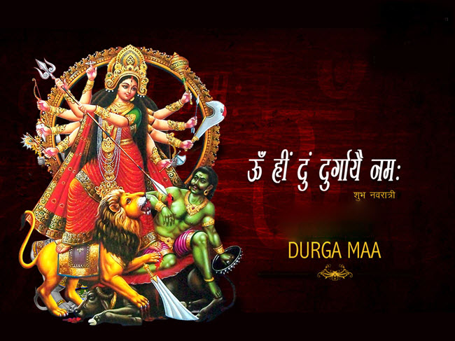 Navratri Wishes Images Messages Quotes Status