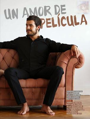 Model Mario Casas