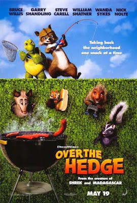 Over The Hedge 2006 DVD R1 NTSC Latino