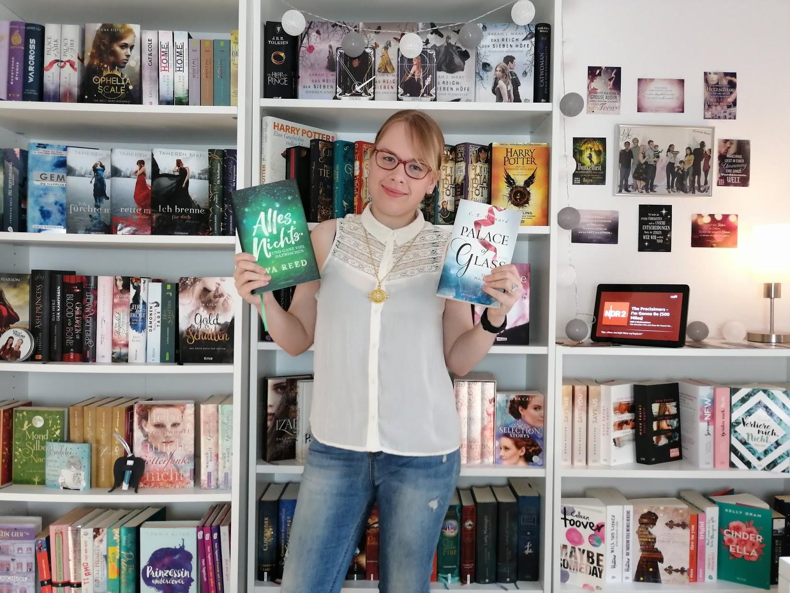 {Bericht} Lesung von Ava Reed und C. E. Bernard am 03.05.19 im Hugendubel Hannover