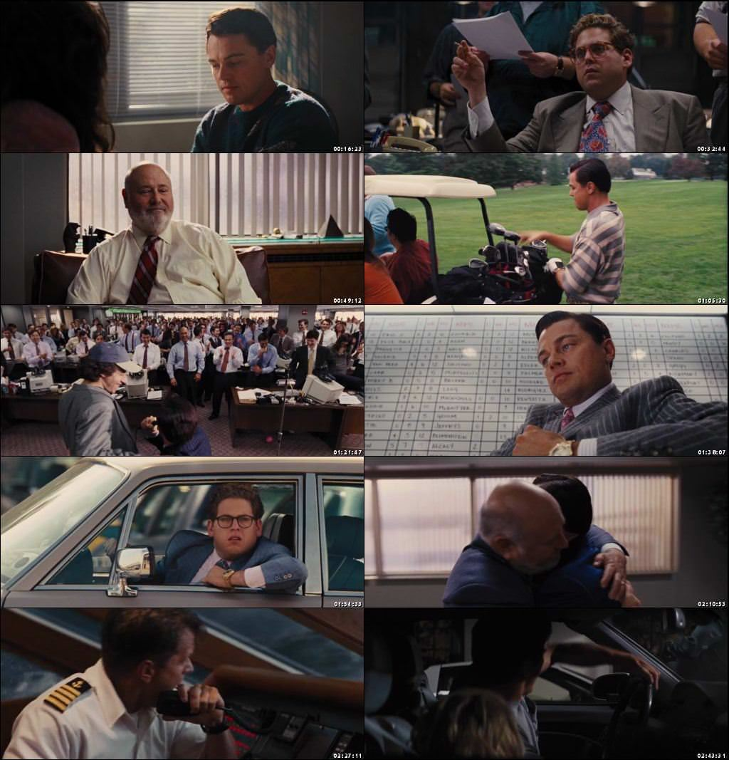 The Wolf of Wall Street 2013 English