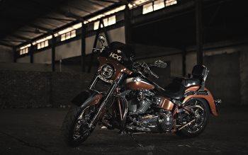 Wallpaper: Harley Davidson