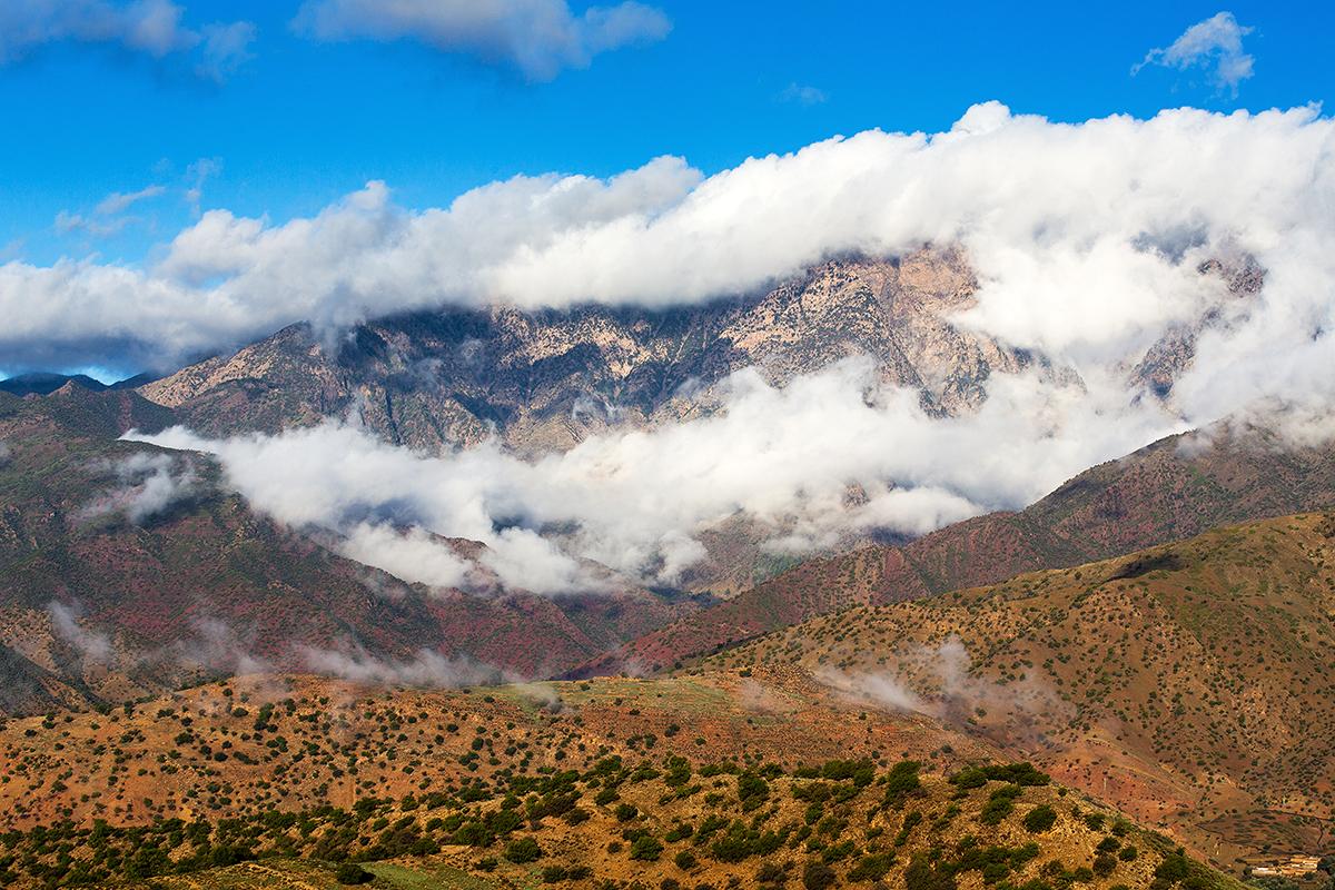 Maroko-Przełęcz Test