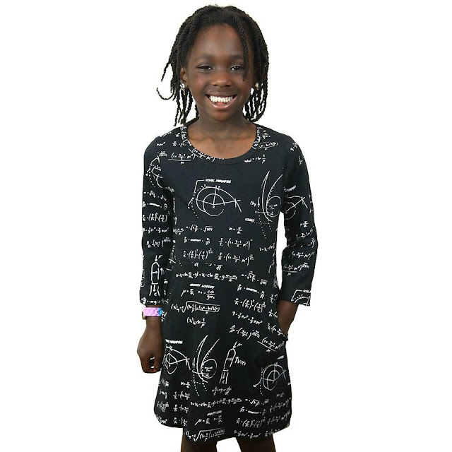 Rocket Science Dress for Kids