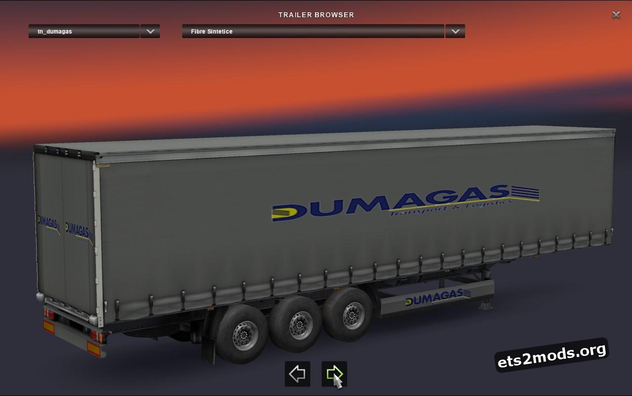 Trailer Dumagas