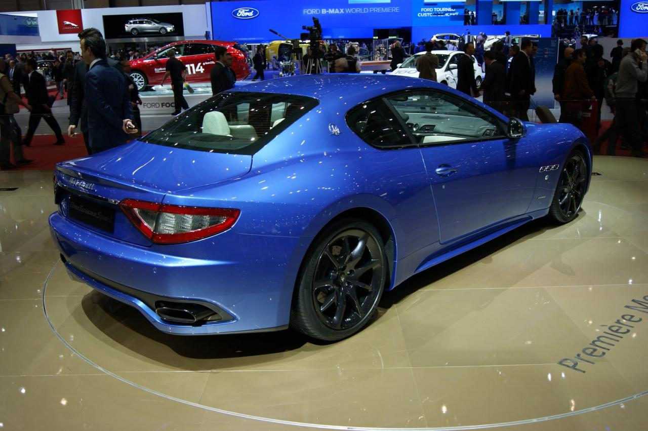 2013 Maserati GranTurismo Sport | Auto Cars Concept